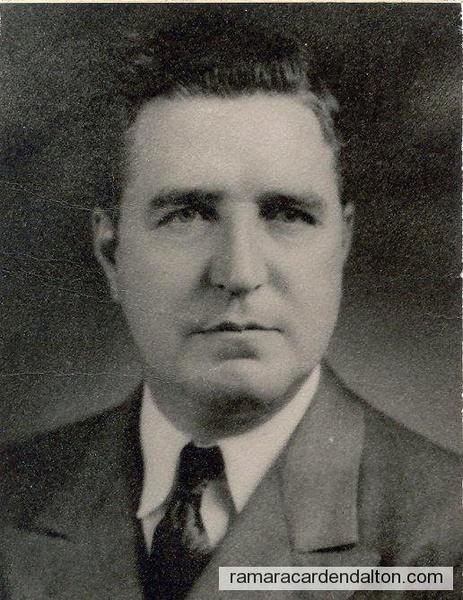 Basil John Kelly 1901-1952