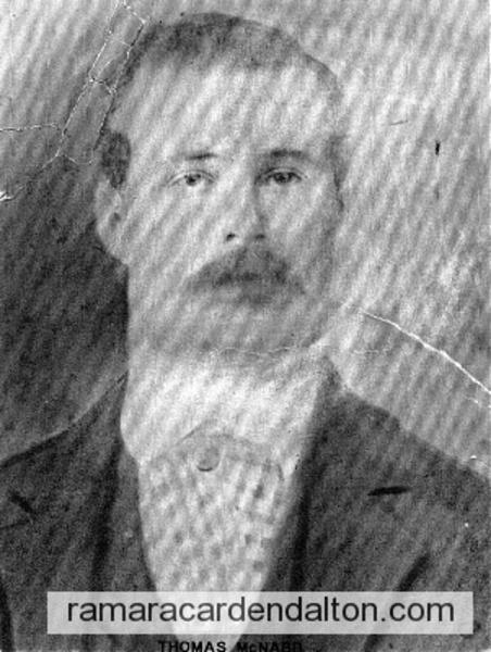 Thomas McNABB