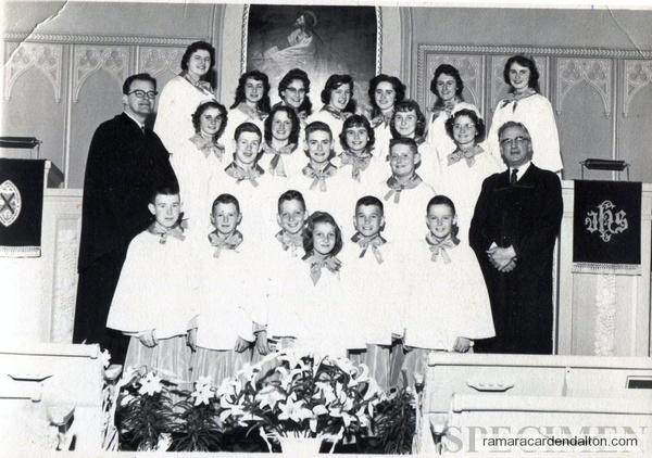 Choir 1960