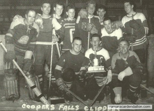 Coopers Falls Clippers