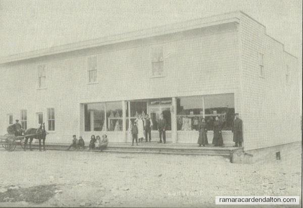 Longford Department Store 1912