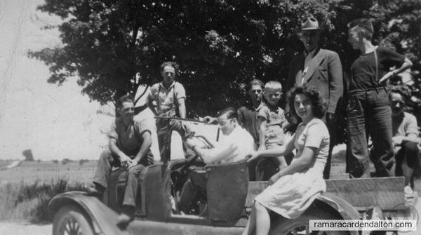 MURPHY FARM 1946