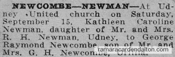 Newcombe-Newman