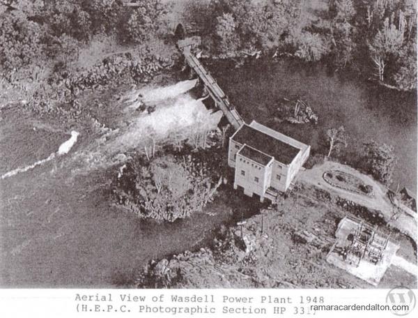 wasdell power plant