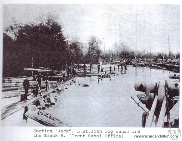 sorting jack lake st john