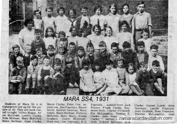 Mara S. S. #4, 1931