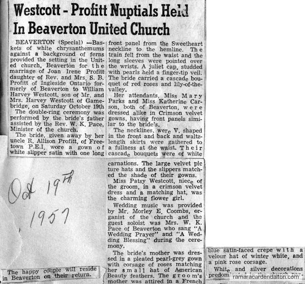 Westcott-Profitt