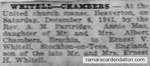 Whitell-Chambers