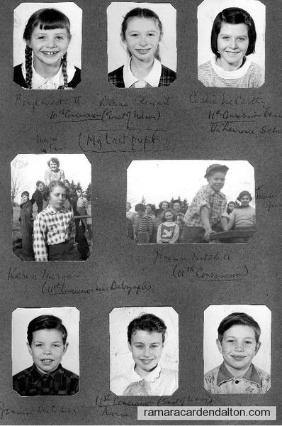 S S # 8 1954-55