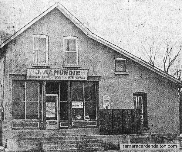 Udney General Store