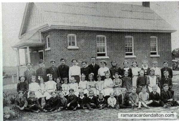 S.S.# 10-Class of 1909