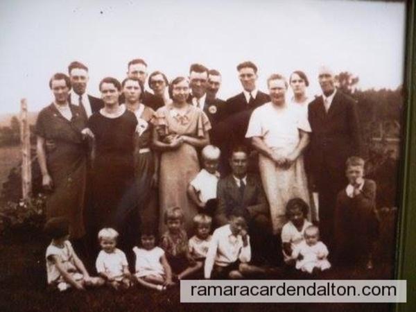 Turner--Wires Wedding Sept 1934