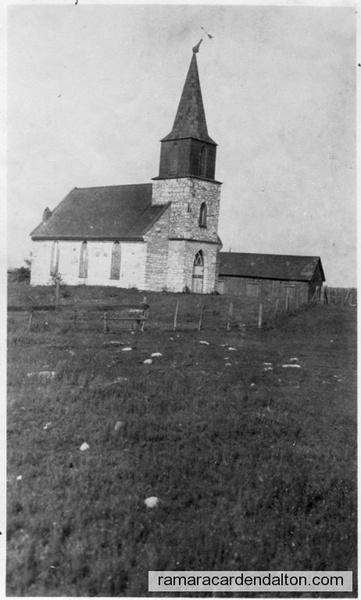 Rama Church 1910