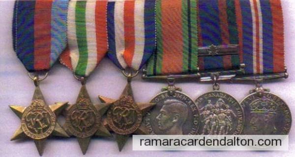 "Nick Whalen""s Medals"