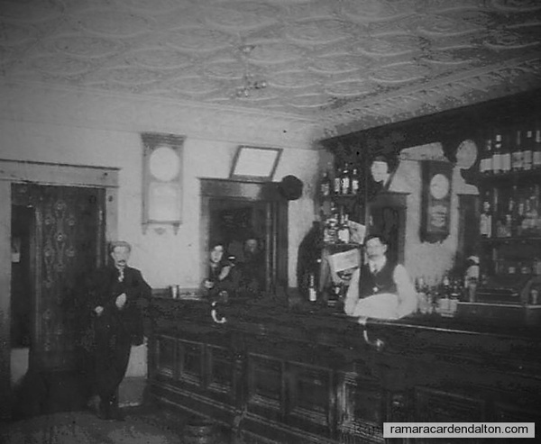 McIssac Bar Atherly