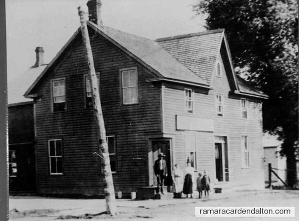 The Washago House