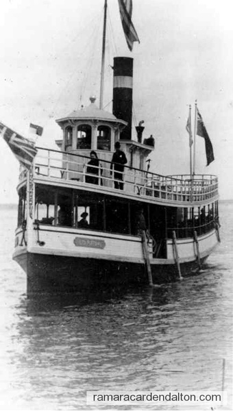 Longford Steamer