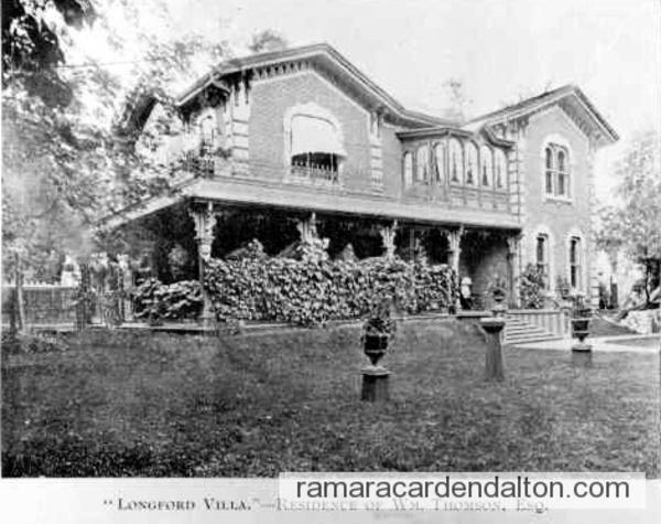 Longford Villa. Newash St