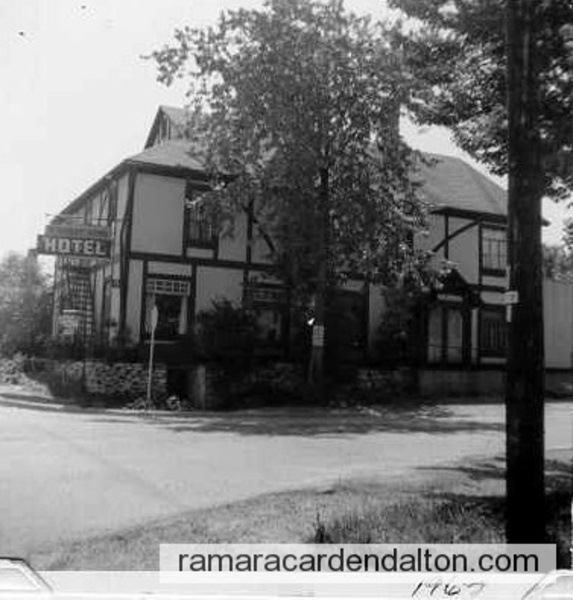 Atherley Arms Hotel --1967