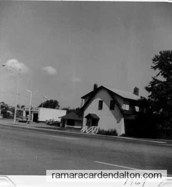 Lakeview Motel- 1967