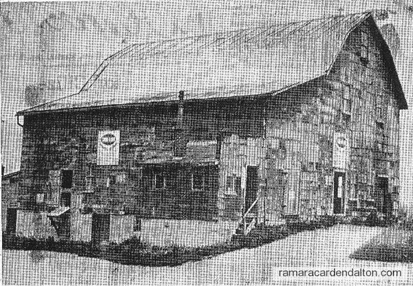 The Brechin Feed Mill-November 6, 1972