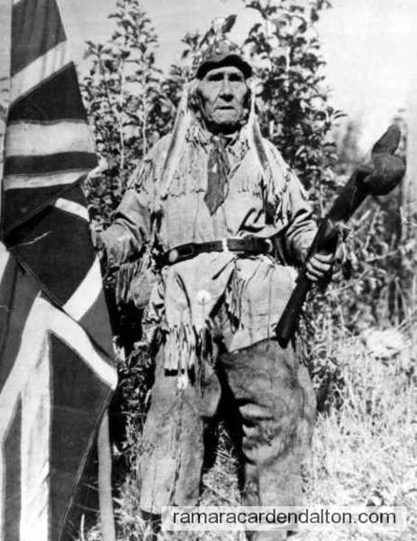 Chief John Bigwin