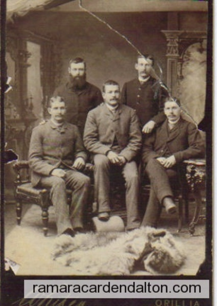 GRaham Brothers 1885
