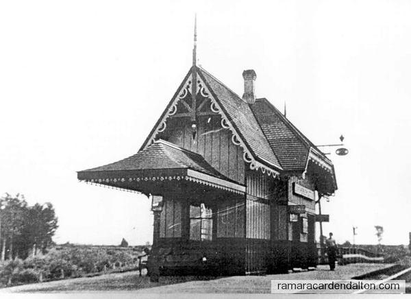 Rama Train Station