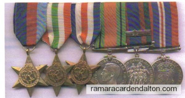 Nick's Medals