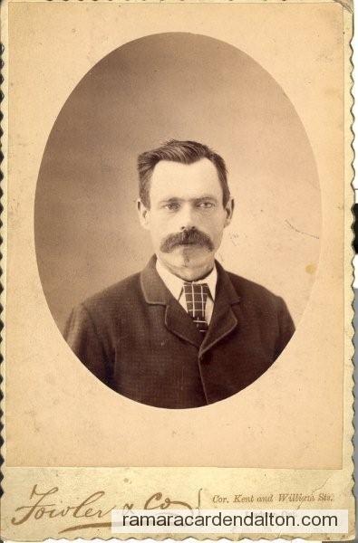 Bill Wylie--Son of Andrew Wylie