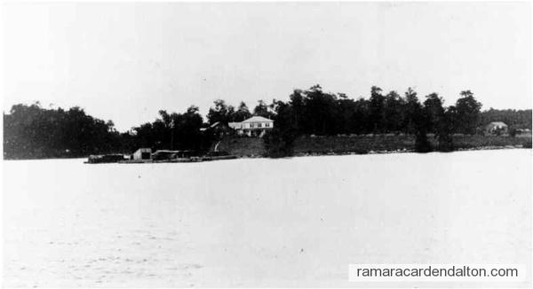 Longford Wharf c. 1890