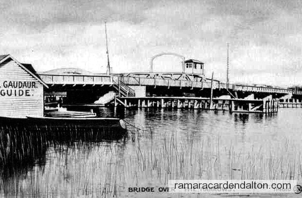 Bridge Over The Narrows-c1934