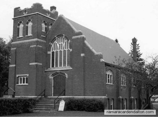 Gamebridge Presbyterian Church
