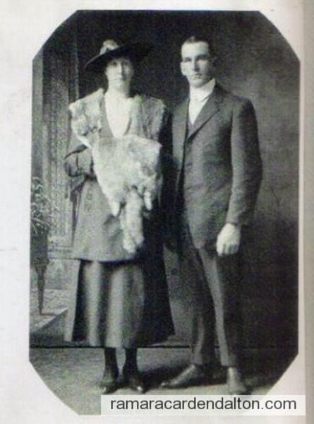 Bill Whalen--Ethel McGee Wedding