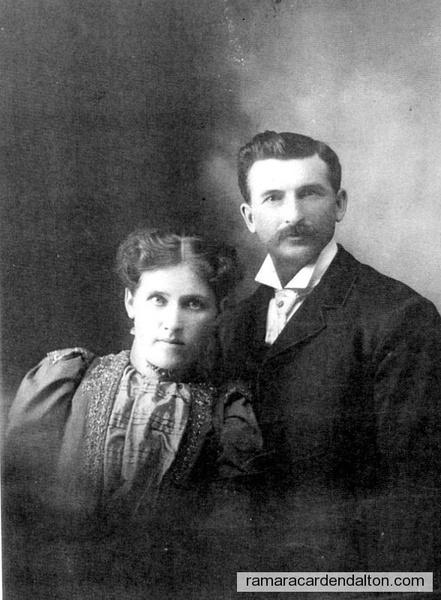 John & Catherine(Mahoney) Healy