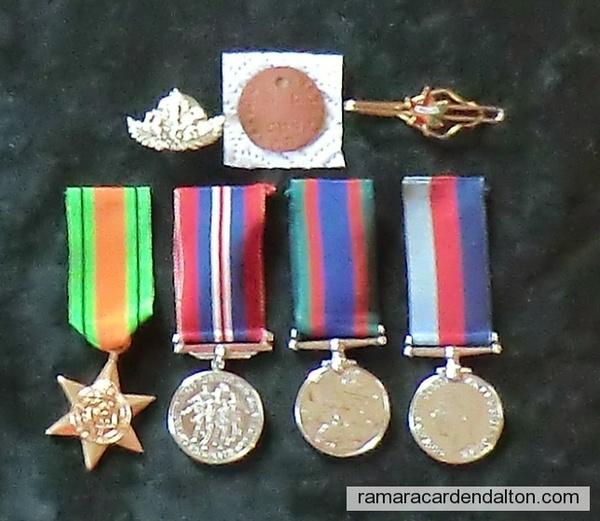 Dennis McCarthy Medals