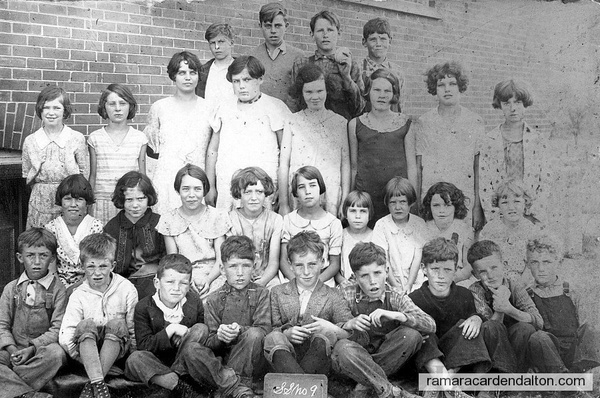 S. S. 9, Udney, 1932
