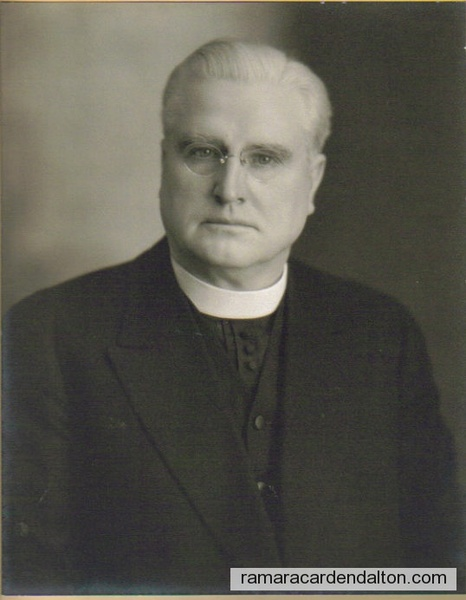Rev. James Hayes