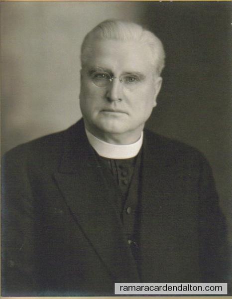 Rev. James Hayes