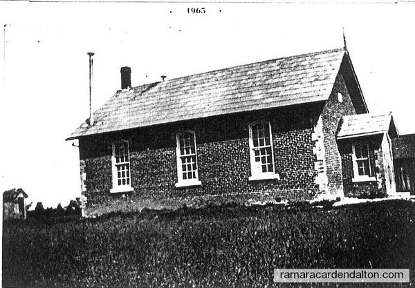 S.S. #9 School House, Udney
