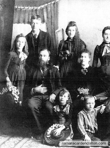 James Mahoney Family