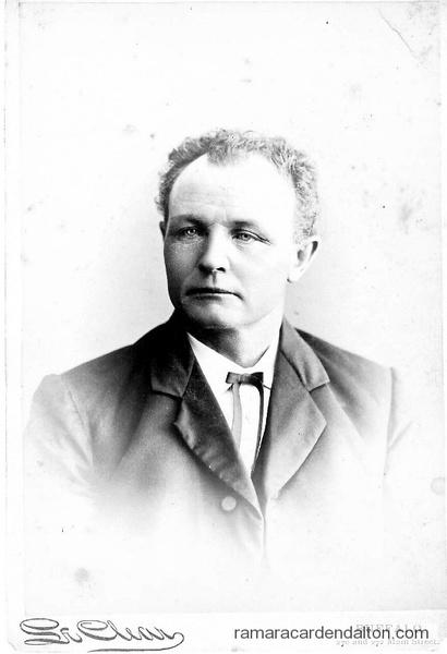 John Dissett Buffalo