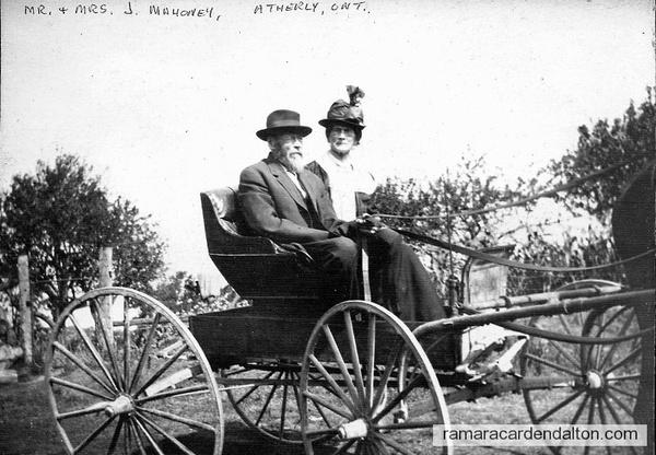 Mr.& Mrs.J.Mahoney