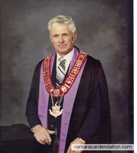 Russel Cooper Warden 1982
