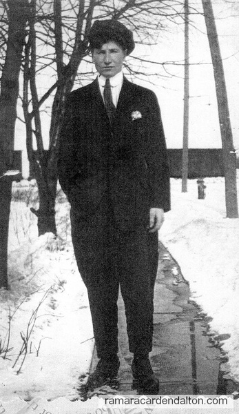 Pte. Henry Fountain-World War 1 KIA
