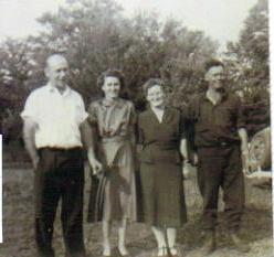 Jim & Alice Graig---Gladys (Genno) & John Dunlop