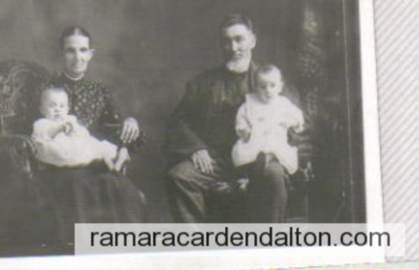 Charlotte Long-Gr Dau, Alice-----Ira Davy--Gr.Son'Syndey