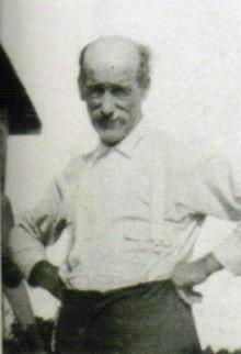 Marshal Davy 1869-1940