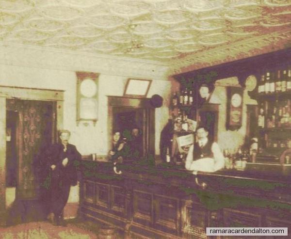 McIssac Bar --Atherly Arms