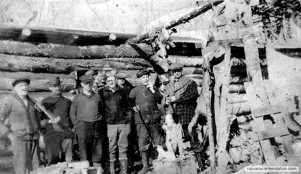 Whiteside Hunt Camp